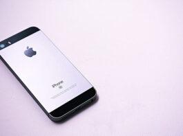 Zepsuty iPhone